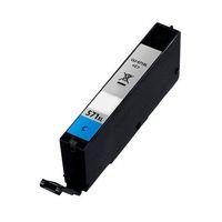 Druckerpatrone passend für Canon 0386C001 CLI-571C Tintenpatrone cyan, 345 Seiten, Inhalt 7 ml für Pixma MG 5700 Series/5750 Ser für Pixma TS 5000 Series