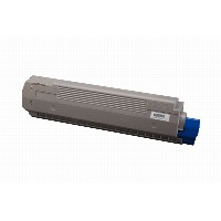 OKI Original Toner-Kit schwarz 44643004