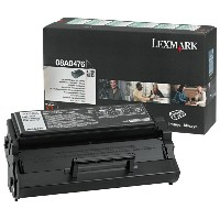 Lexmark Original Tonerkartusche schwarz return program 08A0476
