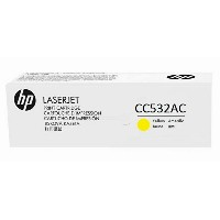 HP Original Tonerkartusche gelb Contract CC532AC