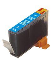 Tintenpatrone passend für Canon 4480A002 BCI-3EC cyan
