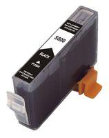 Tintenpatrone passend für Canon 4705A002 BCI-6BK schwarz