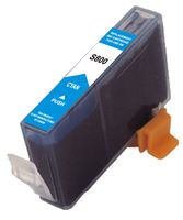 Tintenpatrone passend für Canon 4706A002 BCI-6C cyan