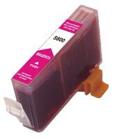 Tintenpatrone passend für Canon 4707A002 BCI-6M magenta