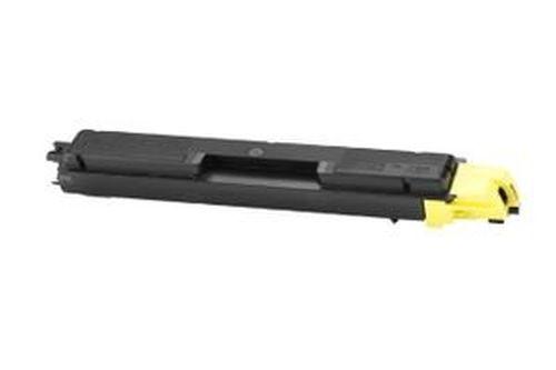 Neutral - kompatible Toner passend für Kyocera/Mita 1T02KVANL0 TK-590Y Toner-Kit gelb für FS-C 2526 MFP