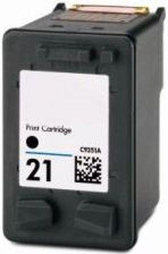 Neutral - kompatible Tintenpatrone passend für HP C9351AE 21 schwarz