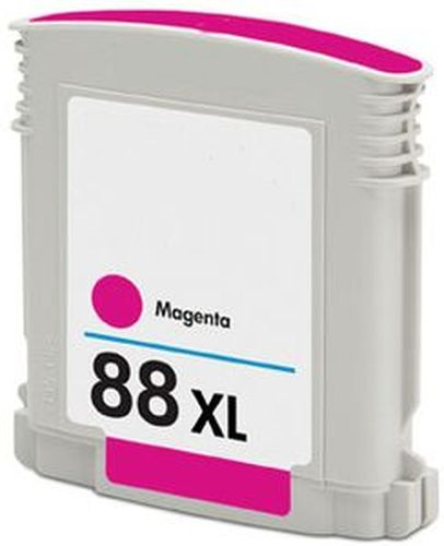 Tintenpatrone f. HP C9392AE 88 magenta High-Capacity für Officejet PRO L 7828