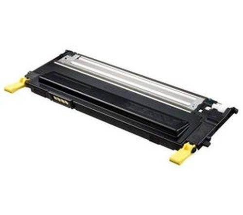 PREMIUM Tonerkartusche für Samsung CLTY4092S ELS Y4092 Toner gelb für CLX-3175 FW