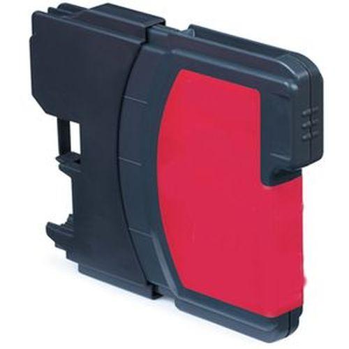 Neutral - kompatible Tintenpatrone passend für Brother LC1100M magenta für MFC-795 CW