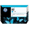 HP Original Tintenpatrone cyan High-Capacity C4846A