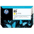 HP Original Tintenpatrone gelb High-Capacity C4848A