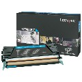 Lexmark Original Toner-Kit cyan return program C734A1CG
