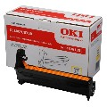 OKI Original Drum Kit gelb 43381705