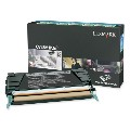Lexmark Original Toner-Kit schwarz return program C736H1KG